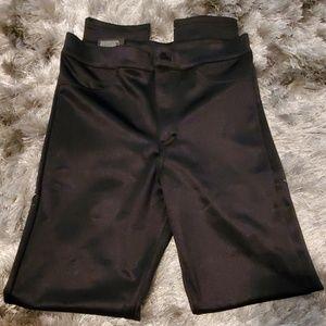 NWT H&M High Waist Sateen leggings
